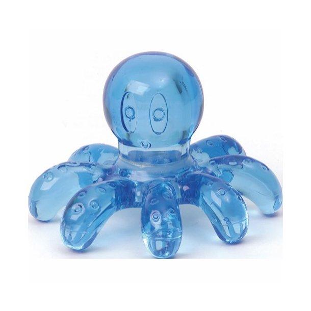 HG Massage blæksprutte blå, onesize