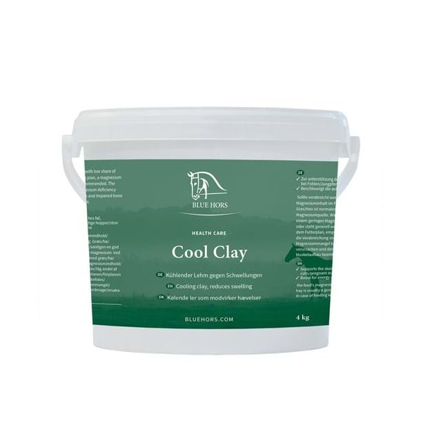 Blue Hors Cool Clay, 4 kg