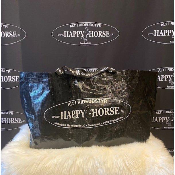 Høpose med Happy-Horse logo