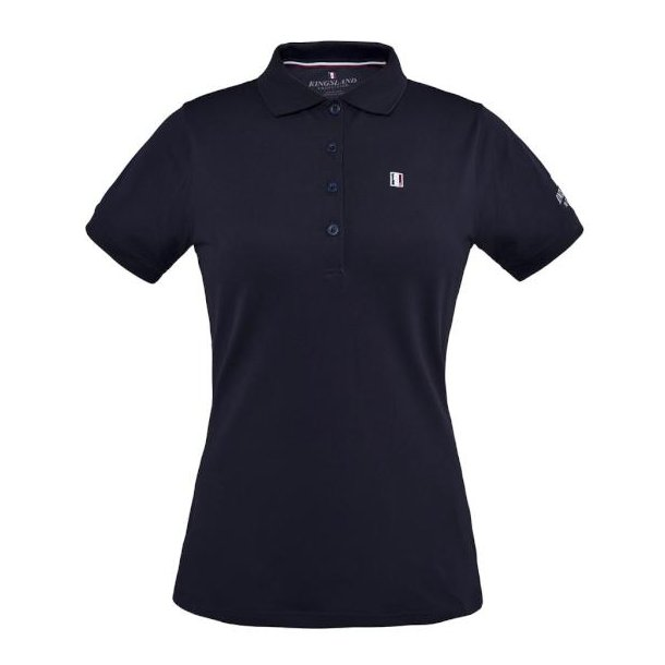 Kingsland Polo T-Shirt, Dame