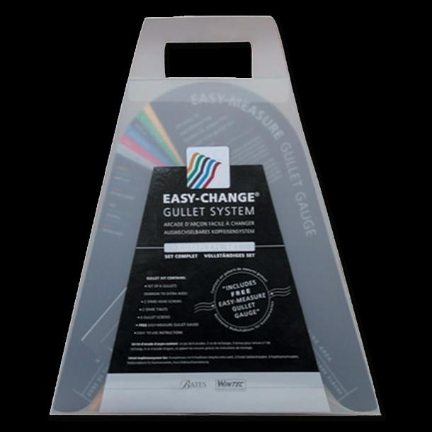 Easy Change Kopjern sæt med 5 stk.