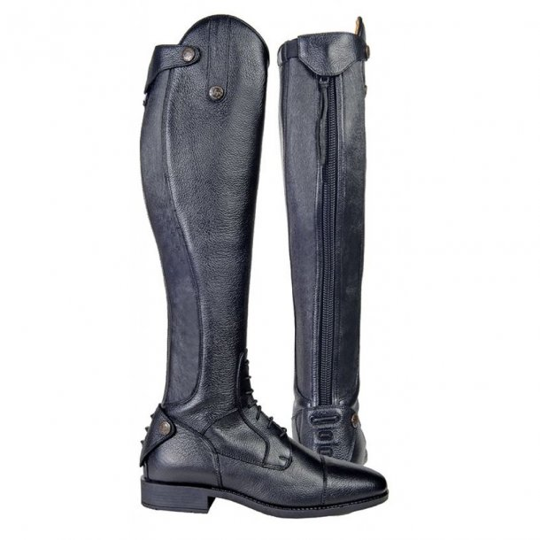 LATINIUM STYLE Ridestøvler. Lang/L-bredde
