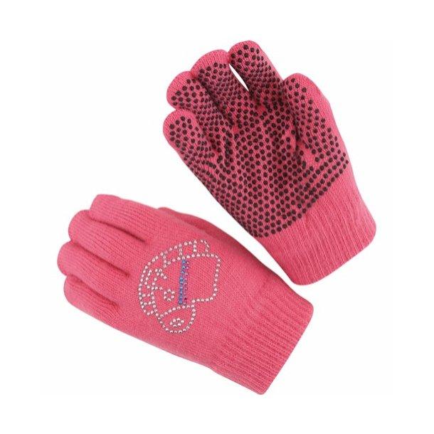 EQ Kids Magic handske pink, onesize