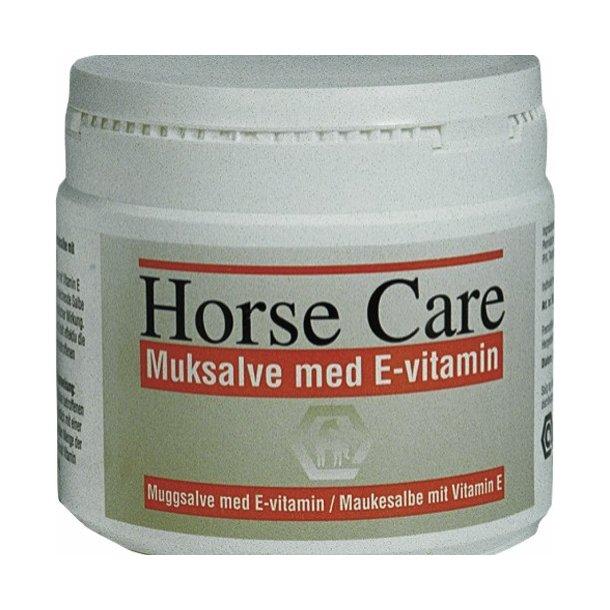 HG Horse care muksalve med E-vitamin, 300 g