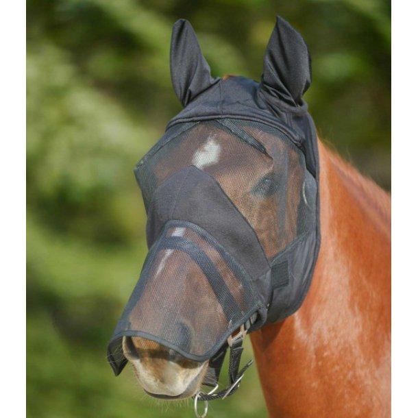 Fluemaske m. ører