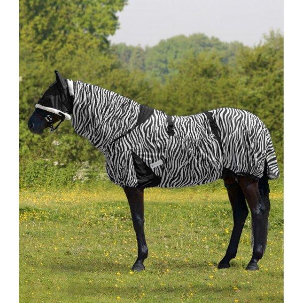 Eksemdækken. Zebra