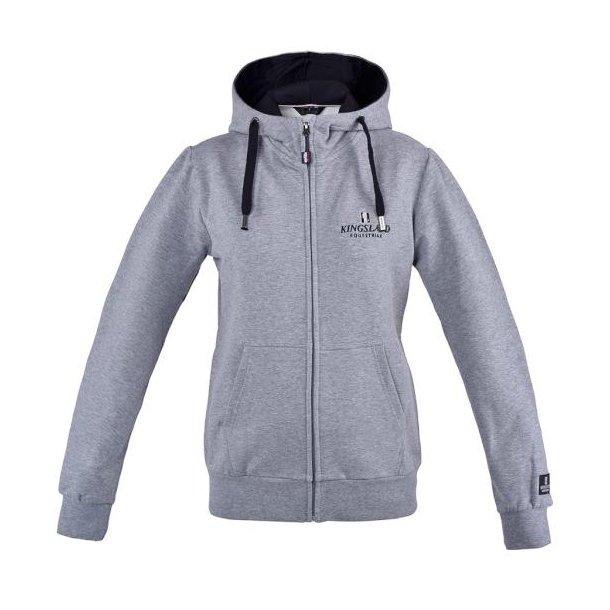 Kingsland Sweater m. lynlås, Unisex
