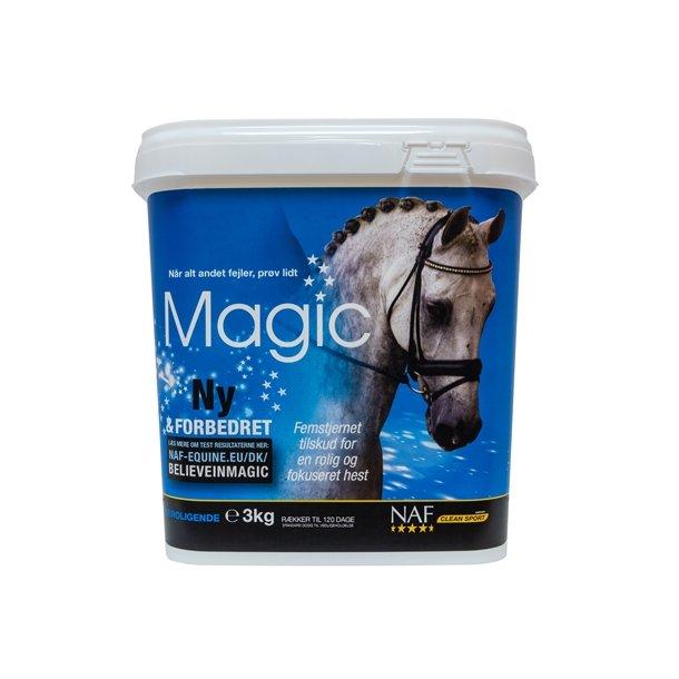 NAF Magic, 3 kg