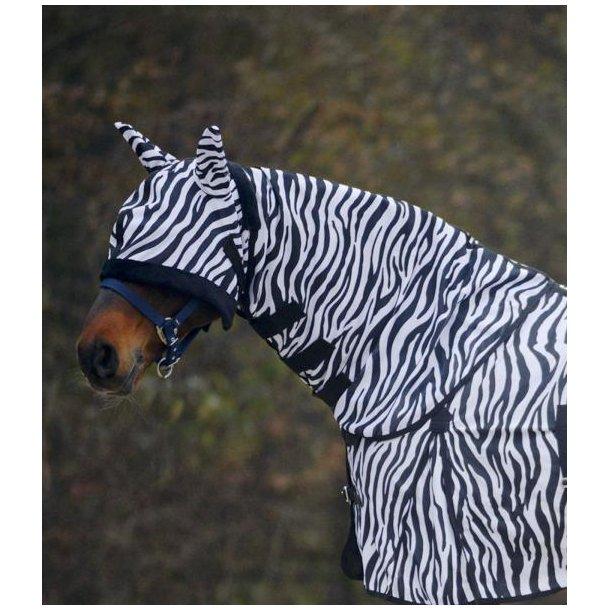 Zebra halsdækken