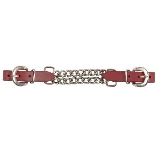 Western curb chain/kæde