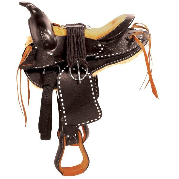 Western sadel -