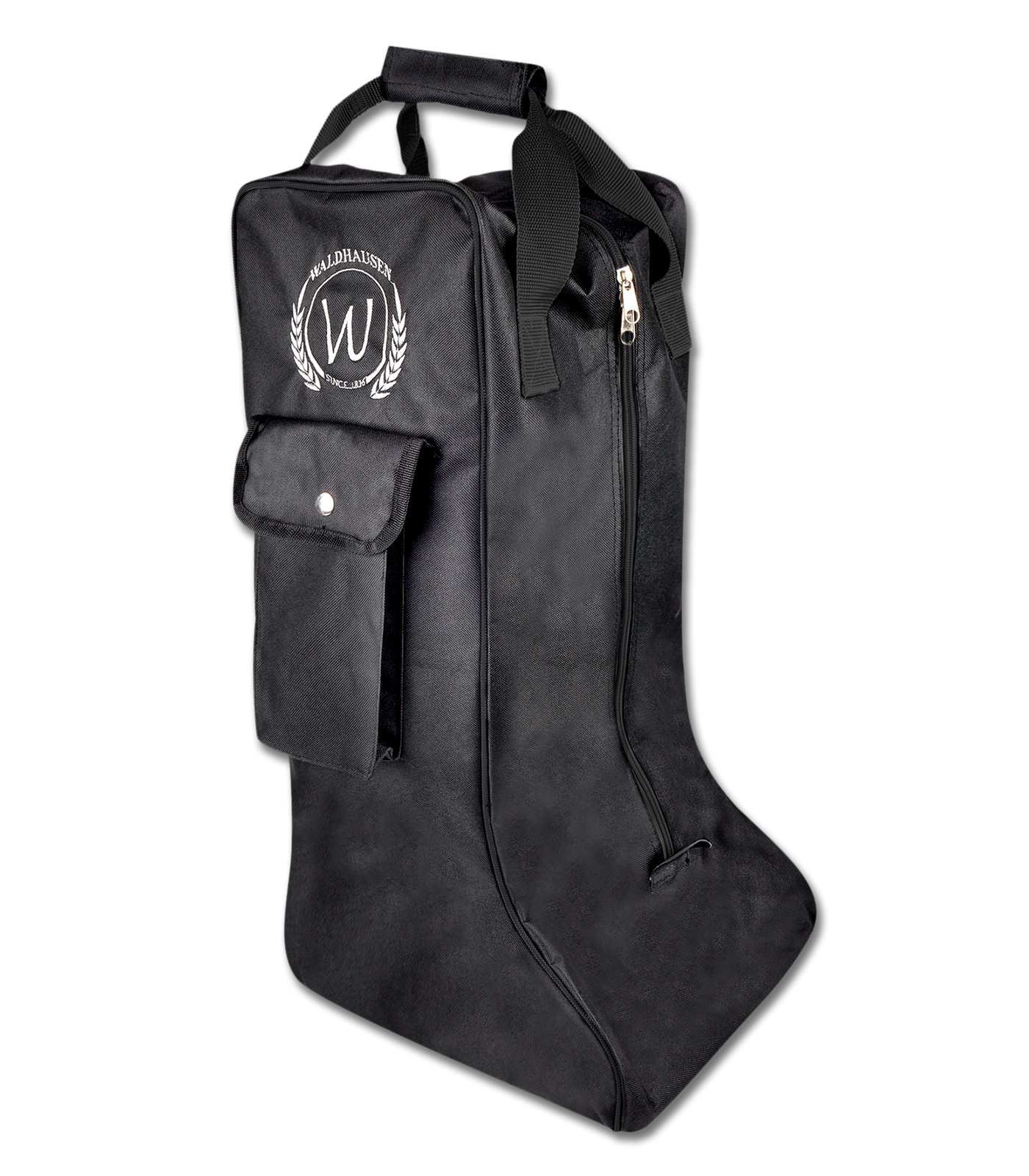 ridestøvle taske