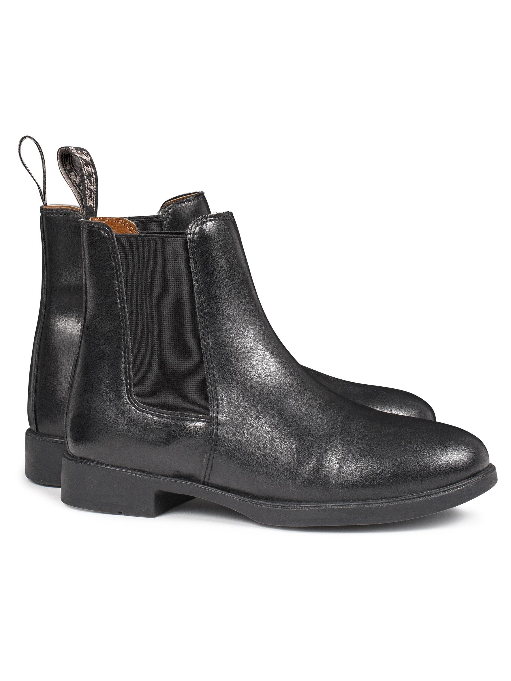 381e643faa48 Korte ridestøvler
