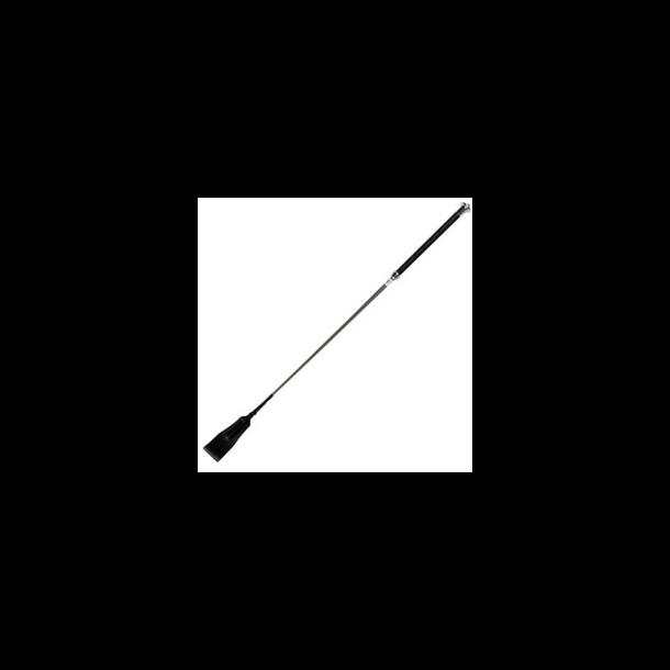 Springpisk i fiberglas koksgrå 65cm