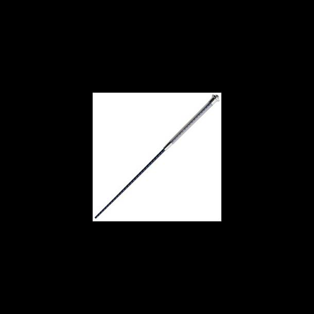 Dressurpisk m. softgrip