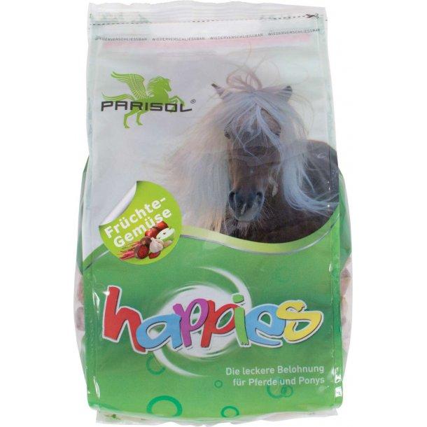 Parisol Happies hestebolsjer