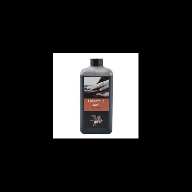 PARISOL Læderolie Sort 500 ml
