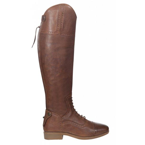 Læderridestøvler, Carmona, standard længde/-vidde